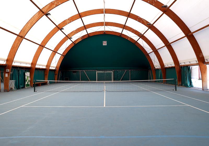Campi da tennis: riaperta la prenotazione post thumbnail image