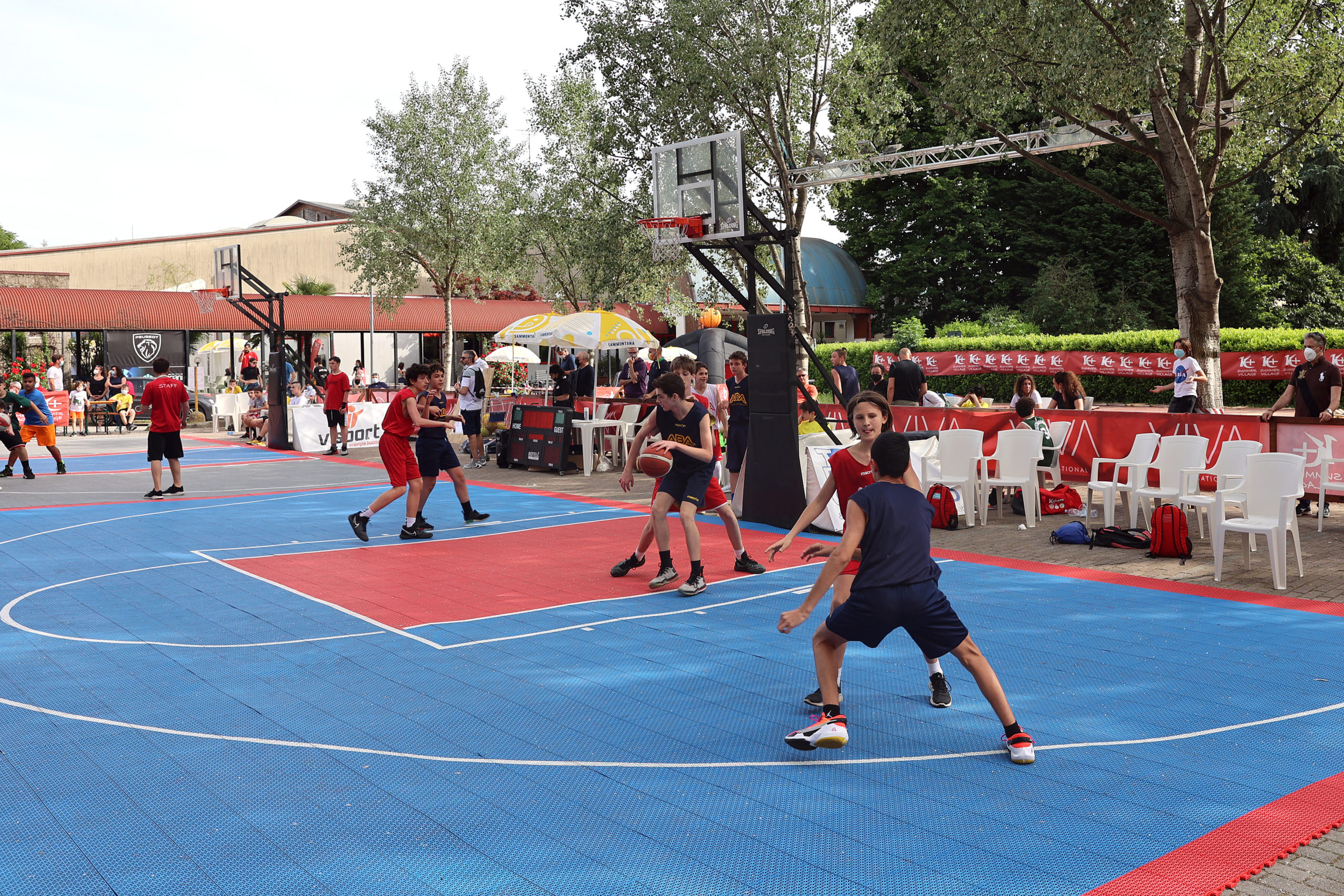 Un bel weekend di basket al K+ S.V. post thumbnail image