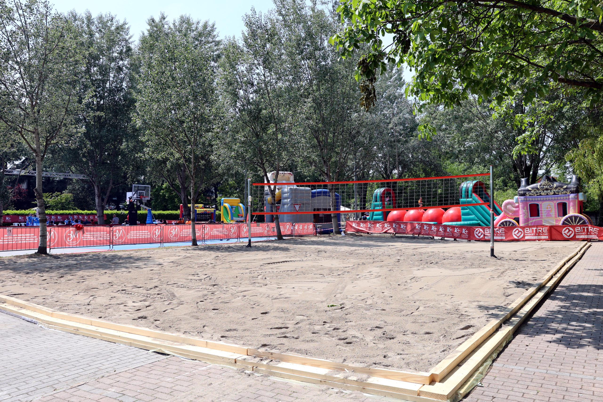 Pronto il Beach Volley: sabato 05/06 l'inaugurazione post thumbnail image
